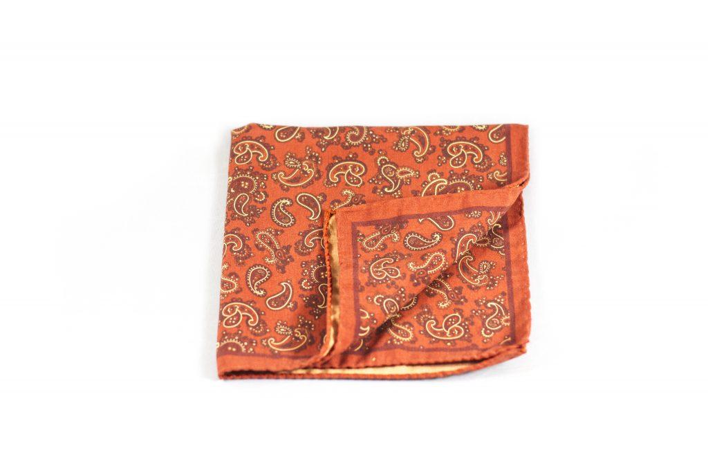 Pochette in lino personalizzata