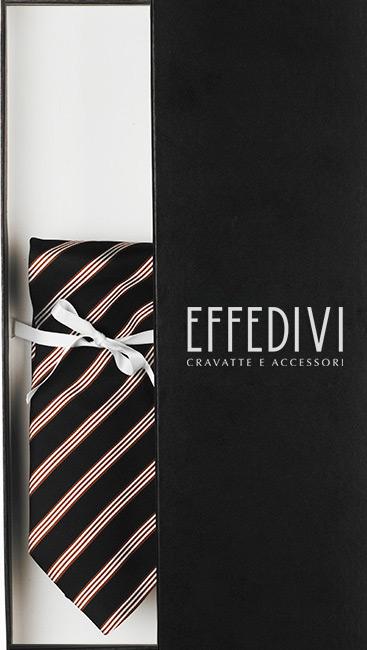 scatola personalizzata porta cravatta