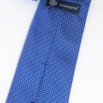 cravatta seta micro fantasia