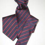 cravatta logo piazzato